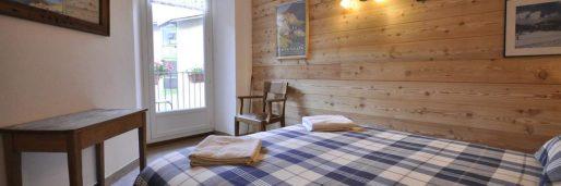 Maison a Tour No 2 double bedroom