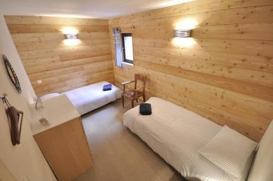 Maison a Tour No 2 twin bedroom