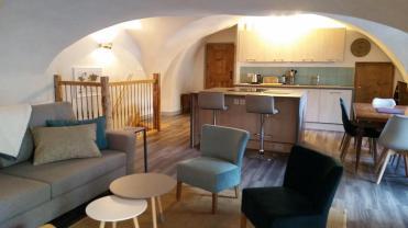 Maison a Tour No 1 spacious living