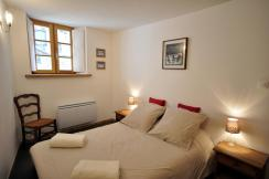 Pres des Forts double bedroom